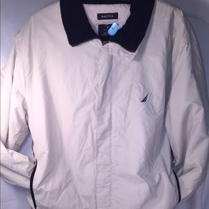 Men's Vintage Nautica Winter Coat Size Large